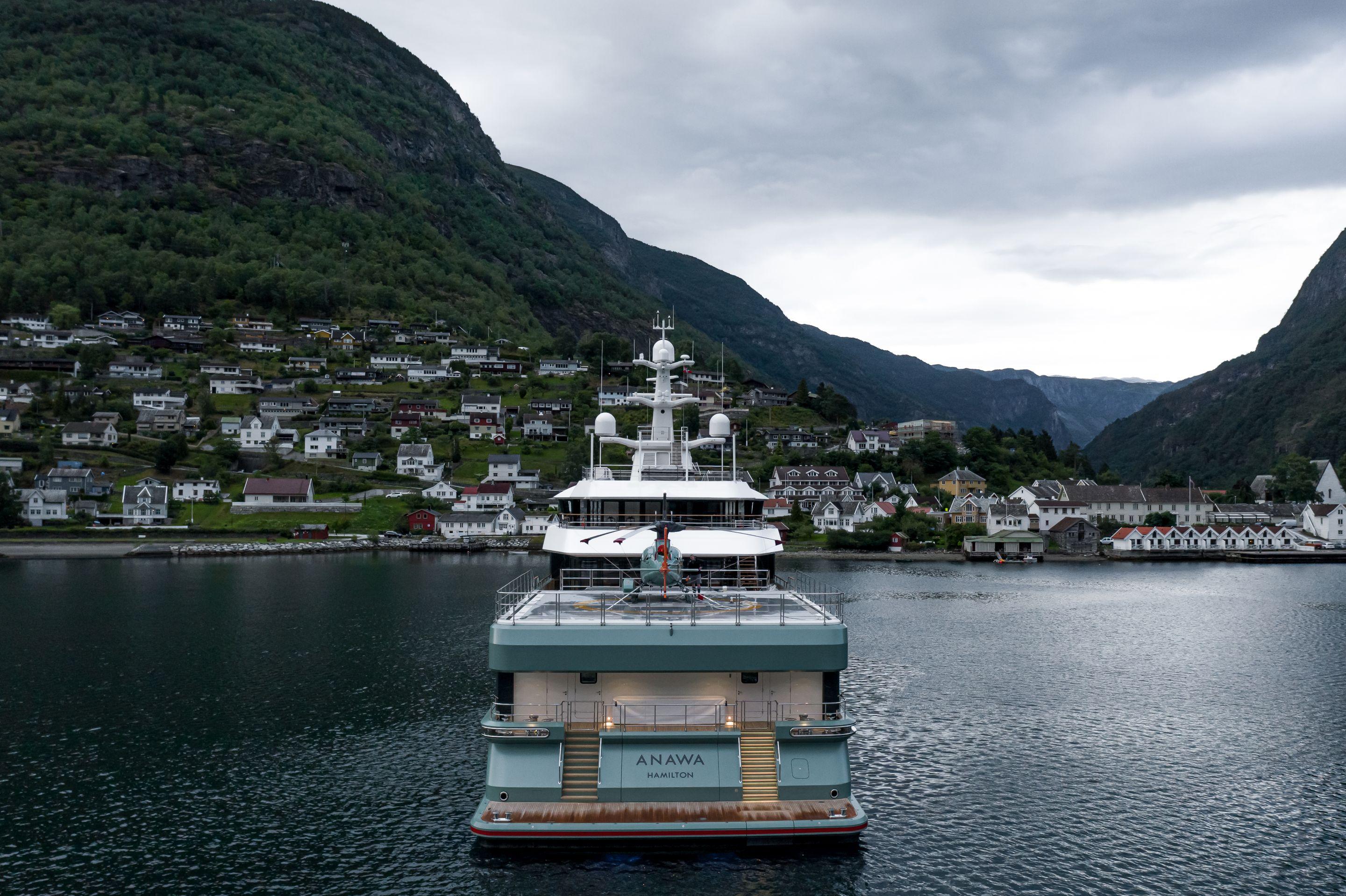 ANAWA Yacht   SeaXplorer 65   Amels / Damen Yachting