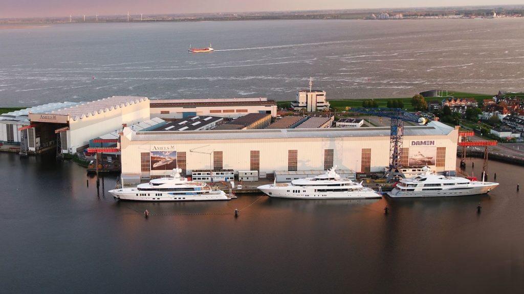 Vlissingen-city-amels-damen-yachting